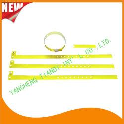 Krankenhaus Plastic Identifikation Wristband Bracelet mit Tail (8060-23)