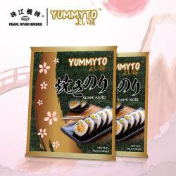 La marca de algas nori Yummyto asado 10 piezas