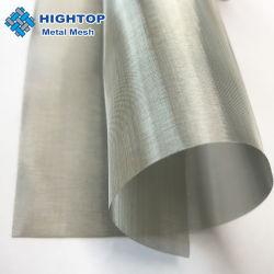 درجة الطعام 500 ميكرون SS 304 316 316L 321 المقاوم للصدأ الشبكة السلكية لفلتر الفولاذ للتصفية