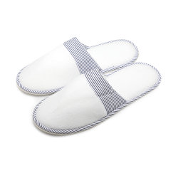 Venda por grosso de banho interior descartáveis Eco-Friendly Personalizado SPA EVA da peneira da sapata de hotel