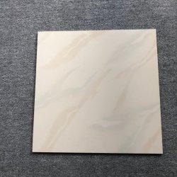 En Stock Foshan calidad soluble SAL Super brillante Nano Gres Porcelanato 500*500mm Baño Porcelana pulida Vitrificada Suelo y baldosas de pared