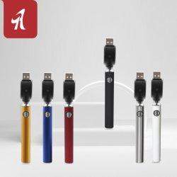 USB-Ladeanschluss Variable Volt 1100mAh Elektronische Zigarette Vape Batterie