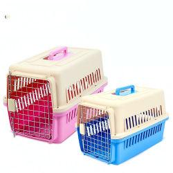 Haustier-Hundeluft-Check-Waggon-Rahmen-Katze-und Hundemitnehmertransport-Rahmen