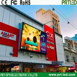 HD для использования вне помещений P3 под руководством Совета по рекламе магазин/дорожного знака со стороны