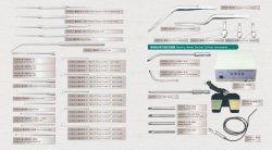 고품질 E.N.T. 의료용 수술장비 기기 시노스코프스 가위