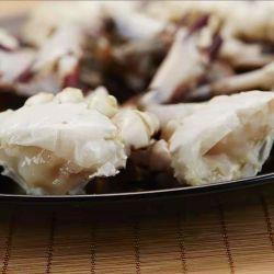 Bevroren Groothandel Seafood Cut Blue Swimming Crab Raw Materia