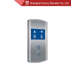 LCD 병렬 엘리베이터 랜딩 작업 패널