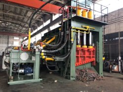 500t 중부하 작업용 스크랩 금속 보머 및 CE 포함 전단 (공장 및 공급업체)