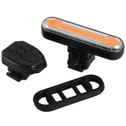 Het Licht van de LEIDENE Staart van de Fiets, de Navulbare Richtingaanwijzer van de Fiets USB met Draadloze Afstandsbediening, de LEIDENE Indicator die van de Verkeersveiligheid Achter Opvlammend Licht cirkelen
