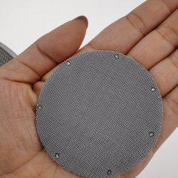 دائرة [ستينلسّ ستيل] باثق شاشات في وحيد أو متعدّد طبقات