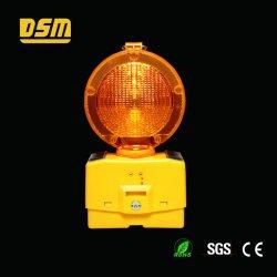 De zonne Lamp van de Waarschuwing voor Verkeer (dsm-3T)