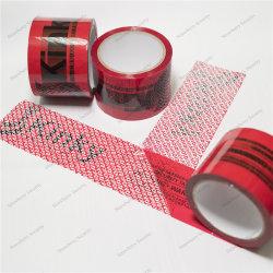 Пэт 50мм*50m пакет безопасности уплотнение лента герметизирующая лента безопасности для защиты от несанкционированного вскрытия очевидно ленты