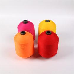 고품질 행크는 양말 뜨개질을 하기를 위한 100%년 폴리에스테를 150d72f 염색했다