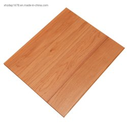 건축 자재를 위한 Tauria 엔지니어드 목재 바닥 타일 솔리드 우드 바닥입니다