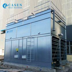 Industriestahl-Kreuzstrom-Kühlturmsystem Mit Geschlossenem Regelkreis