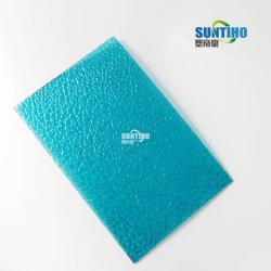 Roof를 위한 온실 Building Strong Materials Plastic PC Sheets Recycled Clear Polycarbonate Hollow Sheet