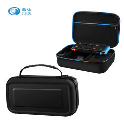 Estojo de armazenamento EVA de protecção com grade Pocket Nintendo cartão Switch caso