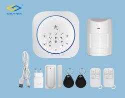 Het slimme APP van de Telefoon GSM & Systeem van het Alarm van de Veiligheid WiFi voor de Slimme Bescherming van het Huis