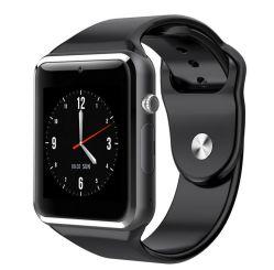 Logo personalizzato A1 Smart Watch nuovo arrivo Smart Watch SIM Telefono Dz09 Gt08 X6 T500 A6
