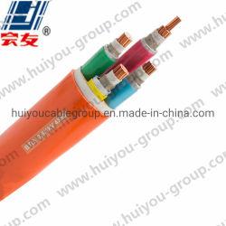سعر الجملة IEC قياسية معدنية معزولة الكابل للتدفئة المعزولة كابل التعدين