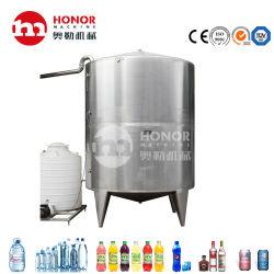 نظام تنقية المياه من الفولاذ المقاوم للصدأ عكس نظام أوزموسيس فلتر المياه النقية الجهاز
