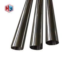 AISI ASTM SS 201 304 304L 309S 316 316L Spiegel Stahlrohr Quadratisch Rund Nahtloses Geschweißtes Edelstahlrohr Rohr / Verzinkt Rohr für Baumaterial