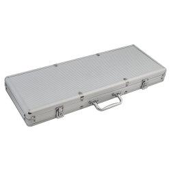 새로운 연장통 휴대용 알루미늄 연장통 계기 상자 저장 케이스
