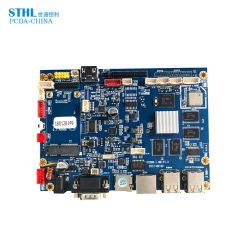 La Chine Carte de circuit imprimé de la fabrication de composants électroniques Assemblage de la Carte PCBA PCB