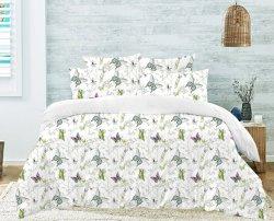 Beste Qualität Bettwäsche Set Bettbezug Bettbezug Bettbezug Gesteppter Deckel von China