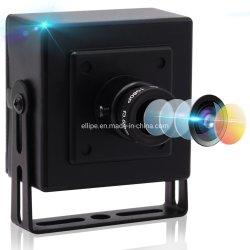 كاميرا ويب ELP بدقة 0.3 ميجابكسل بدقة 640X480 VGA بمعدل 30 إطارًا في الثانية طراز Ov7725 Mini Box USB كاميرا مزودة بعدسة مقاس 12 مم لنظام التشغيل Android Window Linux