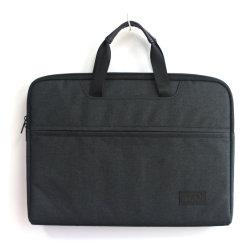 Archivo de documento portátil de poliéster de un diseño simple maletín