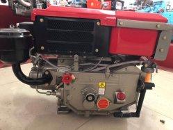 6HP工場価格の水によって冷却される手か電気開始のディーゼル機関(R175NL)