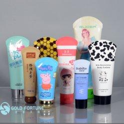 A beleza da pele da face de Cuidados Pessoais Lado Bb Creme tubo plástico de embalagem