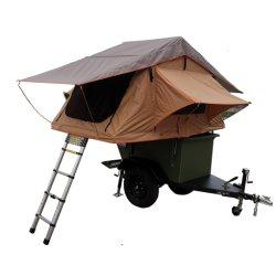 أستراليا شعبية أرض صلبة خارج طريق يخيّم مقطورة لكامبر سافر بالخيمة