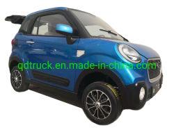 Para la venta bajo 55 km/h de velocidad del vehículo de ocio Home Alquiler de 2 Puertas de cabina de silencio automóvil eléctrico