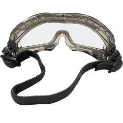 Venda por preço barato o logotipo personalizado e embalagem de Nevoeiro contra o pó descartável de protecção resistente ao choque contra a segurança de Nevoeiro óculos de soldadura