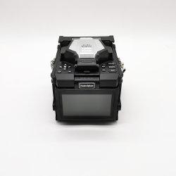 Vollautomatische Glasfaser-Fusion-Spleißmaschine FTTH Fiber Welding Machine OPM VfL-Lichtquelle mit optischem Leistungsmesser