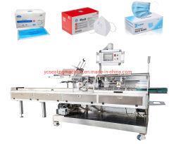 Guantes de bolsa almohada automática horizontal/Condón/píldora/máscara/soap/caja de embalaje de cartón de perfume Cartoning maquinaria de embalaje la máquina