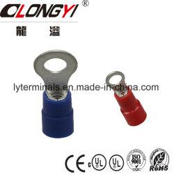 Le nylon entièrement isolée à désaccouplement rapide femelle à sertir de cosse de la borne du fil
