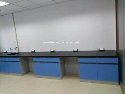 Ce bois certifié et mobilier de laboratoire d'acier (JH-WF071)
