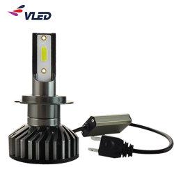 Nouveau projecteur LED automatique F2 30W 3000lm voiture F2 la tête de lampe H4 H7 9005 H11 H10 H8 H13 Feu de voiture à LED