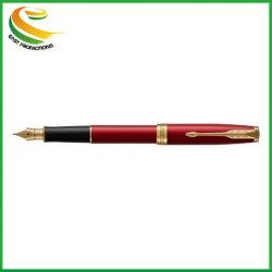 골드 브로드 니브 HP의 파운틴 펜 블랙