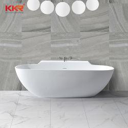 Mur d'angle porcelaine sanitaire de la pierre artificielle salle de bain