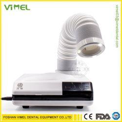 macchina dentale dentale da tavolino di aspirazione della polvere della strumentazione di laboratorio dell'aspirapolvere dell'estrattore del collettore di polveri 60W per polacco