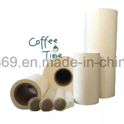 Papel de filtro de café sellable de calor