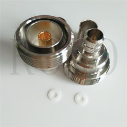Pim bajo L29 7/16 DIN hembra a conector hembra N Conector coaxial RF
