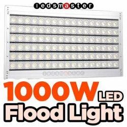 Indicatore luminoso di inondazione impermeabile di IP66 1000W LED per lo stadio del campo di football americano