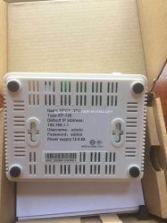 Haute qualité câble fibre optique à port unique unité de réseau de l'ONU avec routeur Fibre bon prix