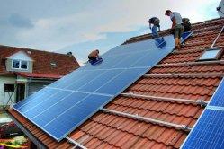 5kw/5000W Ensemble Home Kits de l'énergie solaire, trousses de l'énergie solaire pour la maison, industriels, Utilisation de l'école