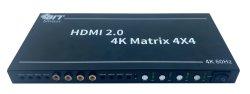 Scambista della tabella della soluzione 2X2 3X4 4X3 4X4 HDMI della parete del nuovo prodotto di Bitvisus video